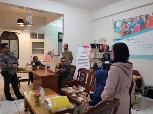 Galeri Akreditasi PKBM PPI Taiwan 13 Oktober 2018