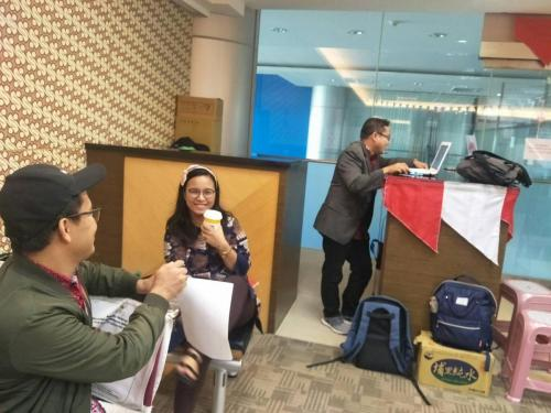 Galeri Akreditasi PKBM PPI Taiwan 14 Oktober 2018